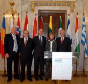 Handover ceremony Austria - Norway