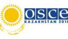 OSCE Kazakhstan logo