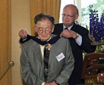 Bauer's Order of Merit