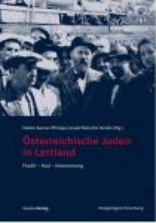 Austrian Jews in Latvia cover