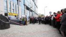 Warsaw Ghetto Fighters Monument Unveiled
